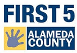 Logo of First Five Alameda County