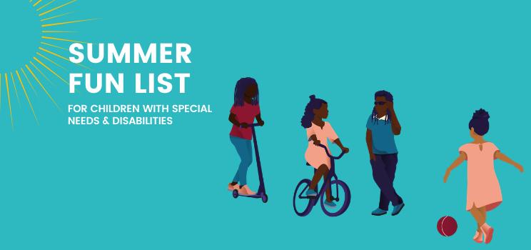 Summer Fun list blog banner
