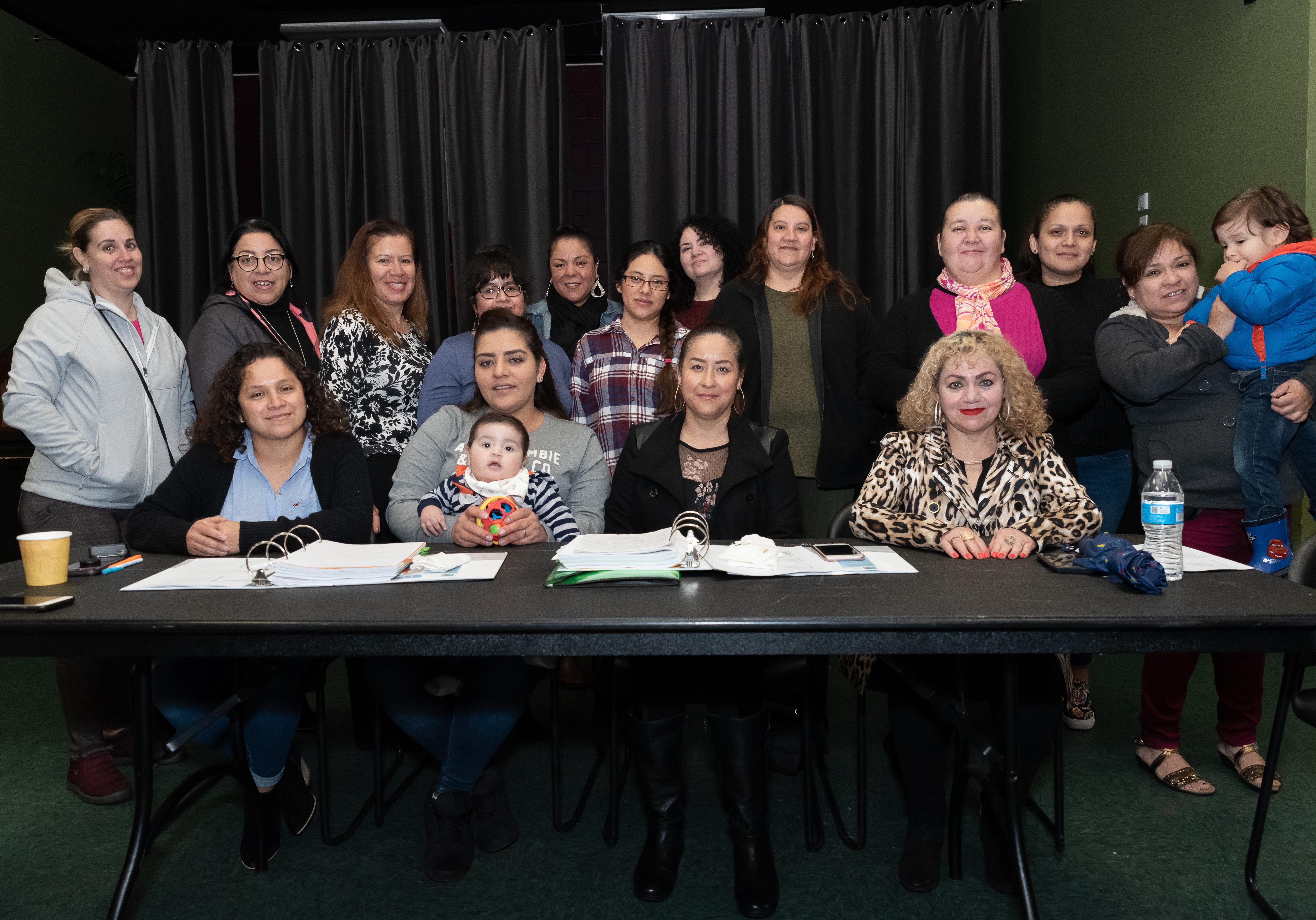 Parent Leadership Meeting